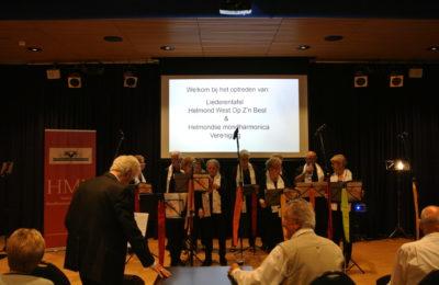 Liederentafel Helmond West en Helmondse Mondharmonica Vereniging