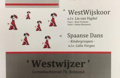 Uitvoering Westwijskoor en Solero Andaluz