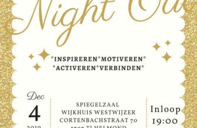 Women's Night Out 4 december